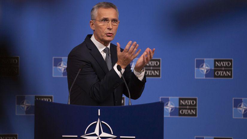 NATO / Jens Stoltenberg /