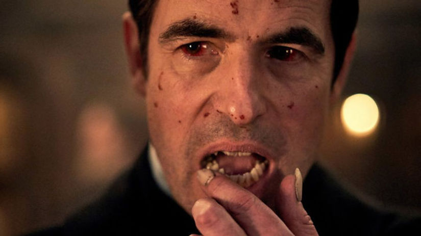 dracula, Claes Bang,