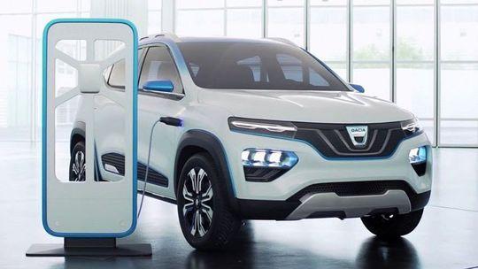 Zmení táto Dacia za 10 000 € svet elektromobilov?