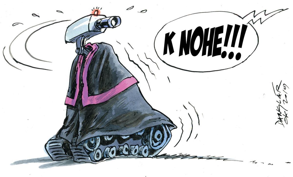Karikatúra 31.10.2019