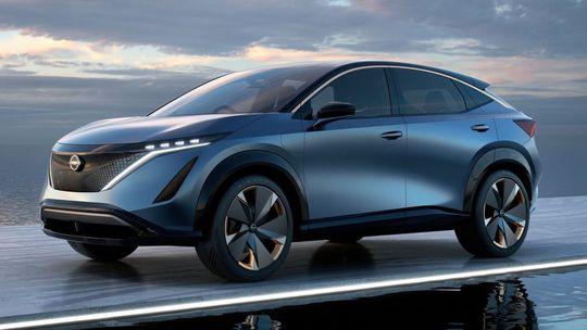 Nissan Ariya: Je to X-Trail budúcnosti? Takto by mohol vyzerať