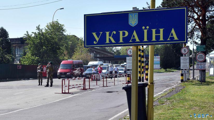 SR Ukrajina hranice Vyšné Nemecké - Užhorod KEX