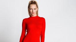 Modelka Saša Gachulincová je jednou z hviezd šou Tvoja tvár znie povedome.