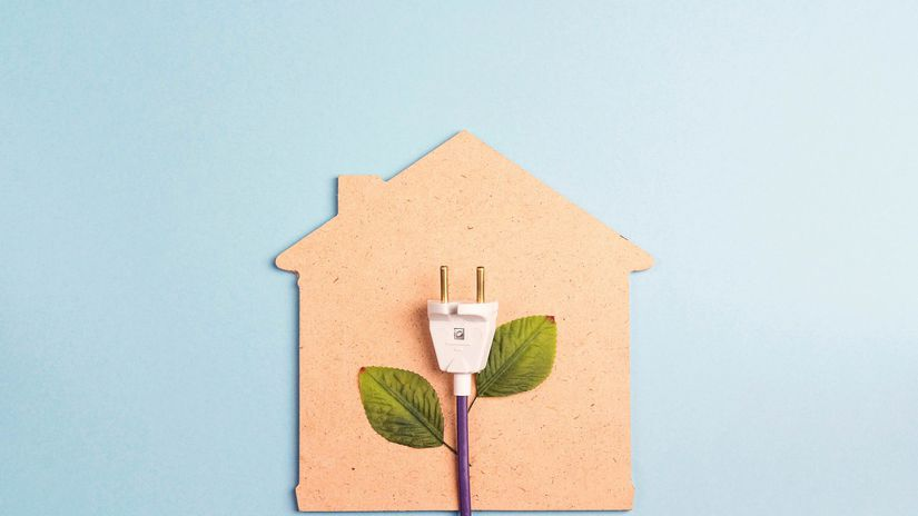 dom, energia, šetrenie