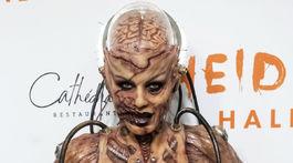 Heidi Klum Halloween Party 2019
