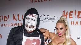 Raper a herec Ice-T a jeho manželka Coco Austin.