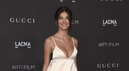 Modelka a herečka Camila Morrone.