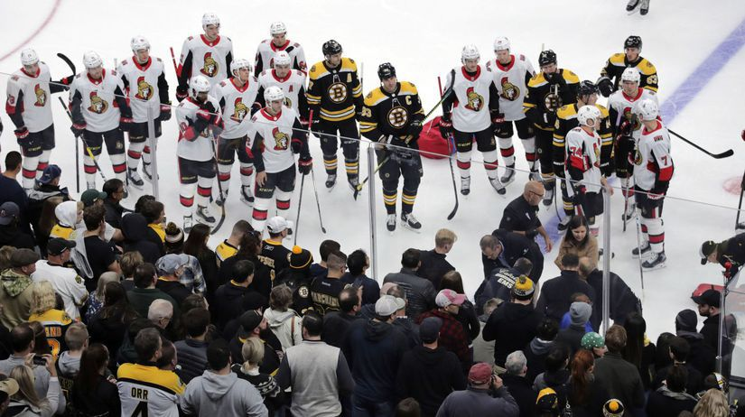 Ottawa Senators, Boston Bruins