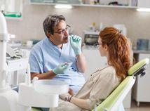 Doktor, zubár, ambulancia