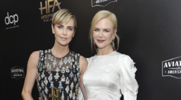 Nicole Kidman a Charlize Theron
