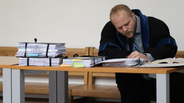 pojednávanie v kauze falšovaných zmeniek, právny zástupca Martin Pohovej
