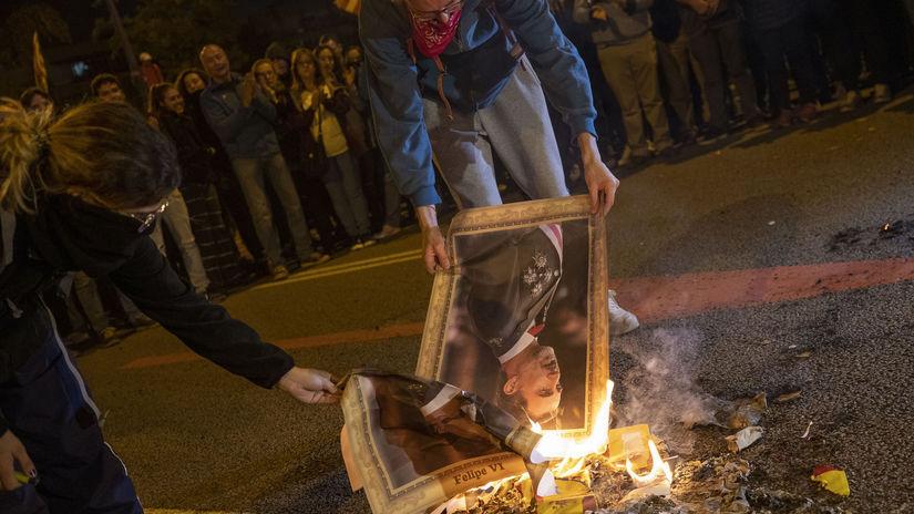 Španielsko protesty