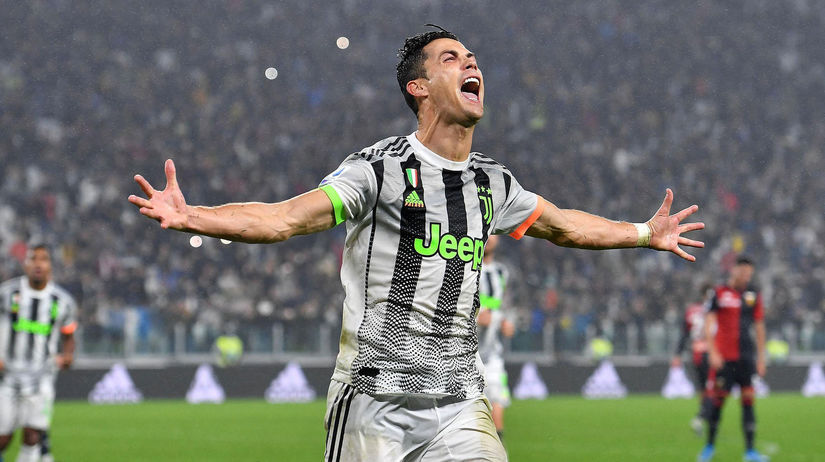Taliansko Futbal Serie A Juventus Ronaldo