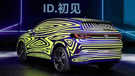 VW ID.4: Druhý elektromobil už vystrkuje rožky. Ukáže sa vo februári