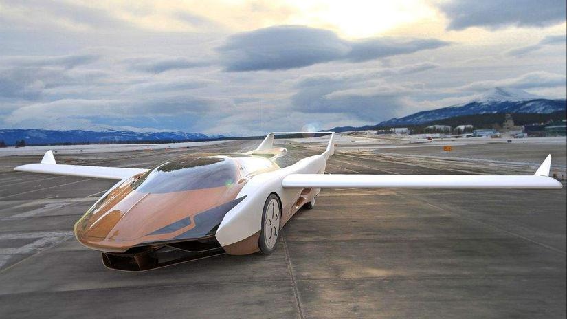 AirCar, lietajúce auto