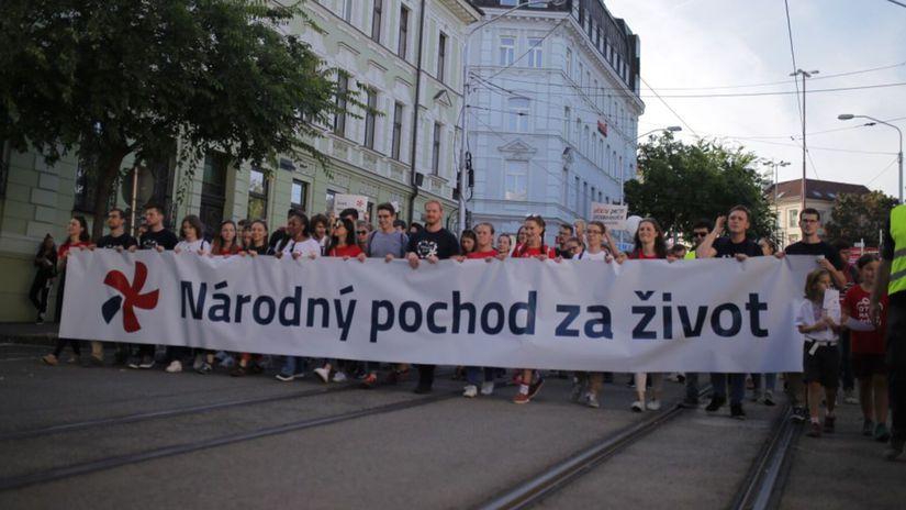pochod za život