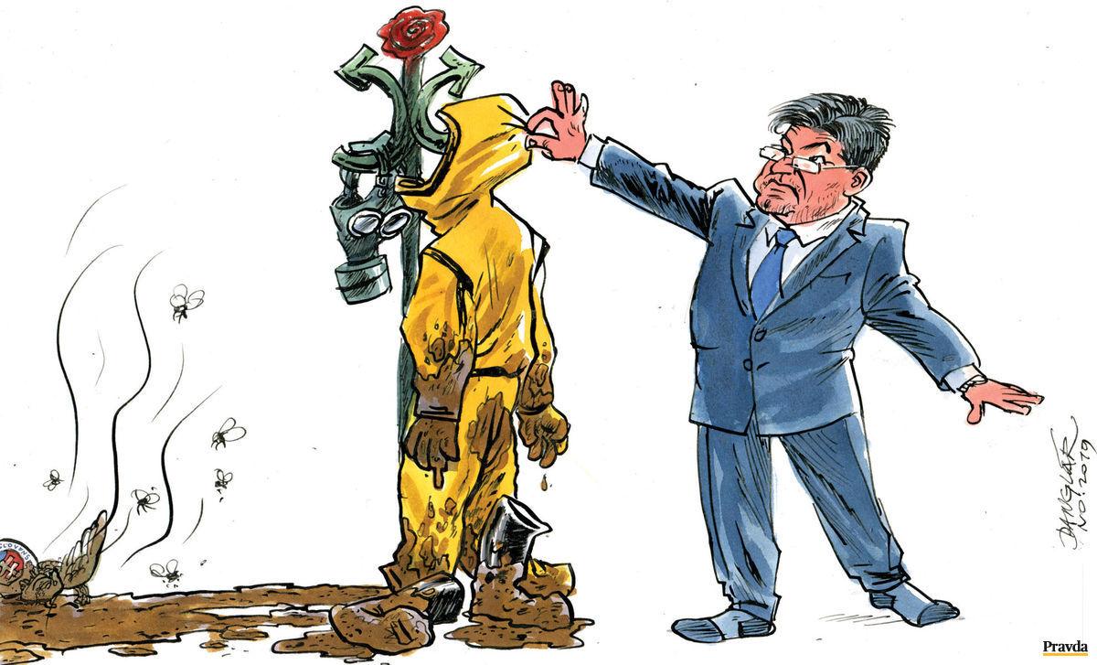 Karikatúra 07.11.2019