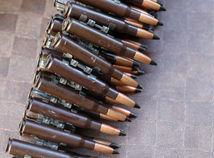 Líbya / náboje / zbrane /