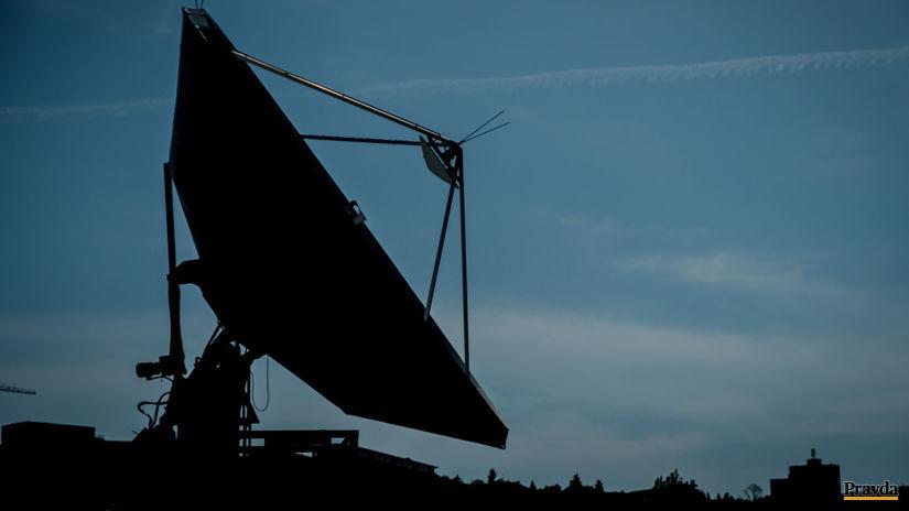 rtvs, satelit, televízia