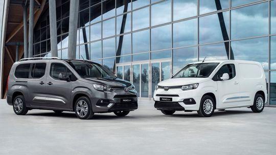 Toyota Proace City: Japonské 'Berlingo' príde už čoskoro. Odvezie tonu
