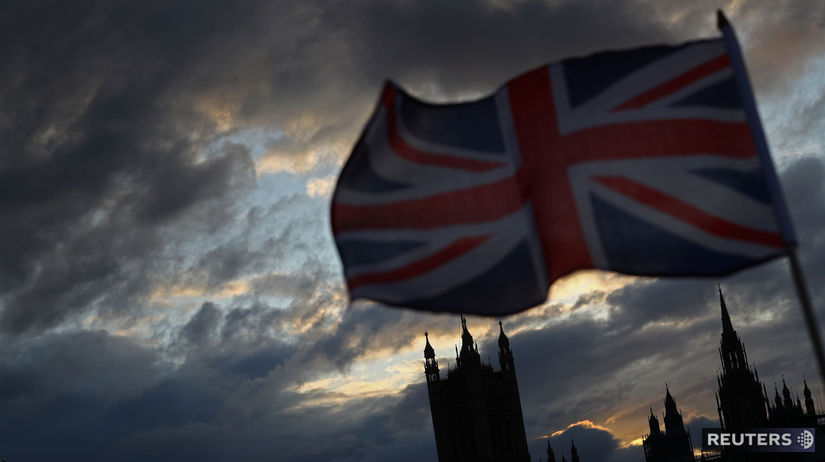 Británia / vlajka /
