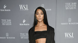 Herečka Mj Rodriguez na WSJ. Magazine 2019 Innovator Awards.