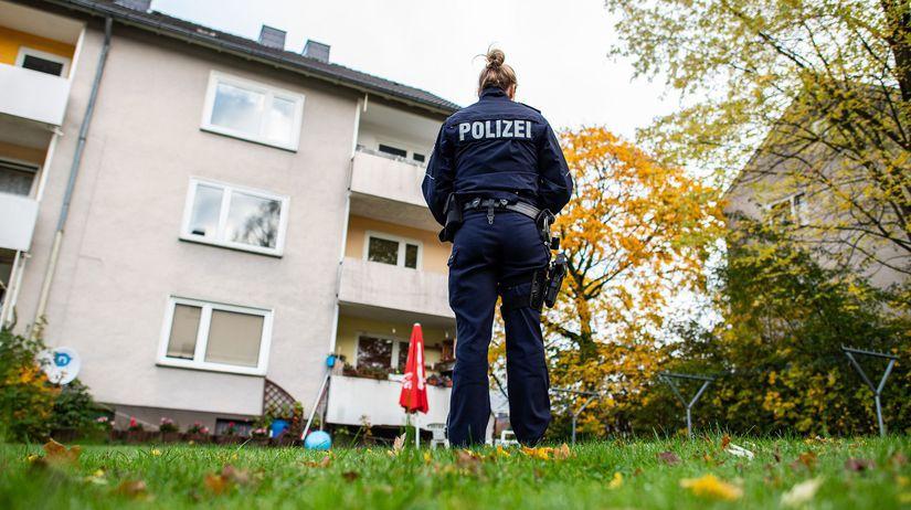Nemecko dievča súrodenec vražda zadržanie