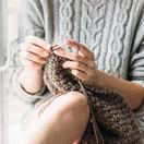 pletenie, štrikovanie