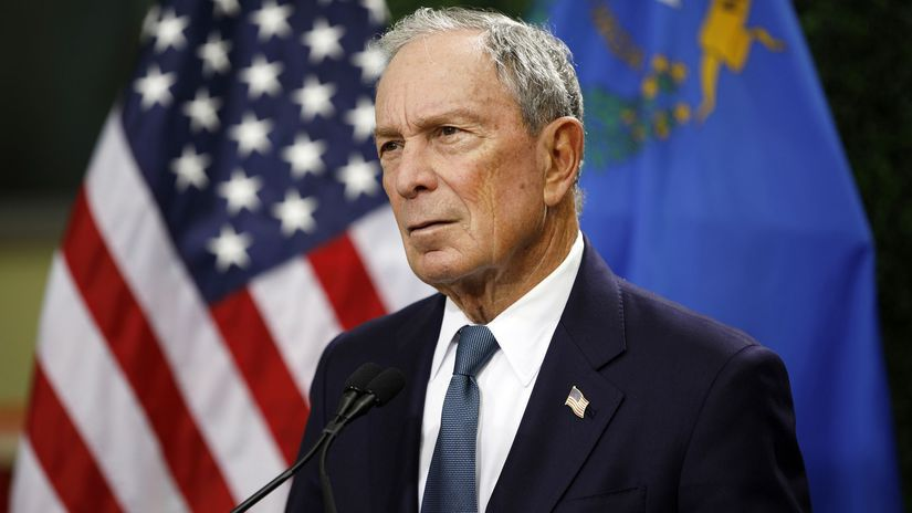 Michael Bloomberg USA