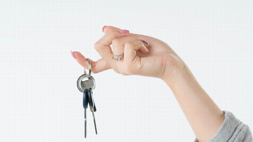 ruka, kľúče