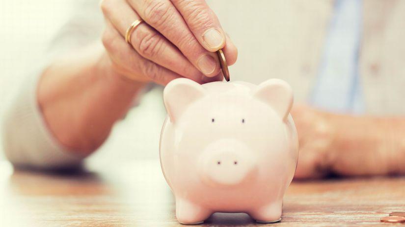 šetrenie, sporenie, prasiatko, úspory