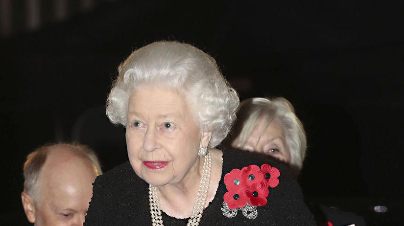 Britain Royals Britská kráľovná Alžbeta II....