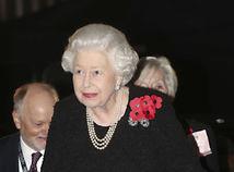 Britain Royals Britská kráľovná Alžbeta II. prichádza na pripomienku konca 1. svetovej vojny, ktorú v Británii pripomína Remembrance Day.