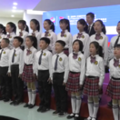 Čína, deti, hymna