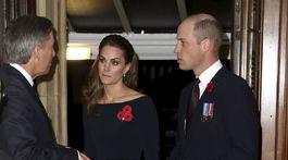 Princ William a jeho manželka, vojvodkyňa Kate z Cambridge