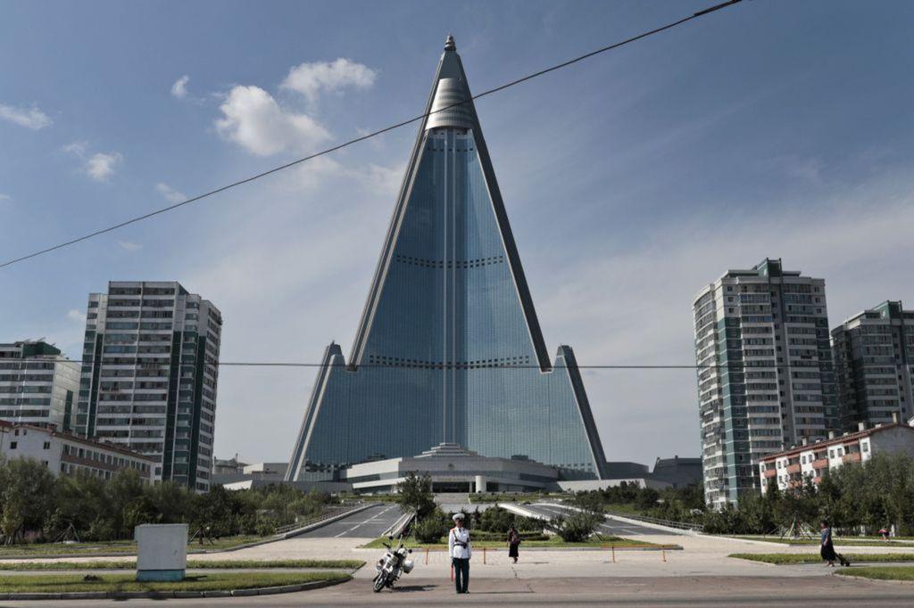 KĽDR, Severná Kórea, Pchjongjang
