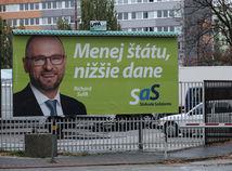 SaS, politická kampaň, parlamentné voľby 2020