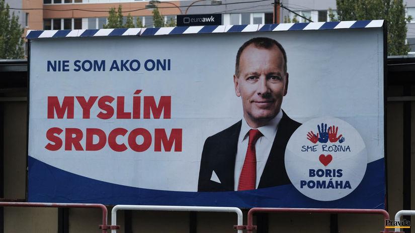 Sme rodina, politická kampaň, parlamentné voľby...
