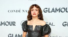 Herečka Olivia Cooke.