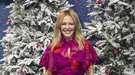Na premiéru filmu dorazila aj speváčka Kylie Minogue.