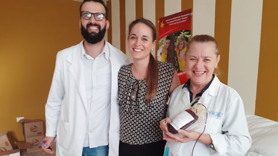 albánsko, nemocnica