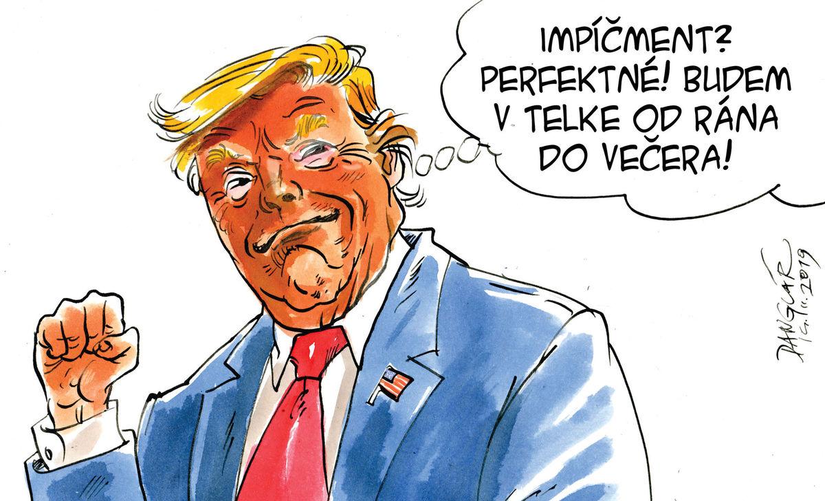 Karikatúra 14.11.2019