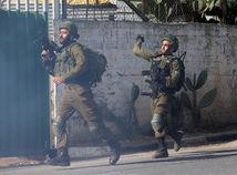 Izrael / Palestína / Gaza / násilie /