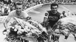 Jacques Anquetil, Raymond Poulidor