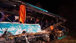 Malanta, nitrianske hrnčiarovce nehoda autobus