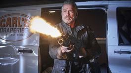 Ako sa vám páčil film Terminátor: Temný osud?