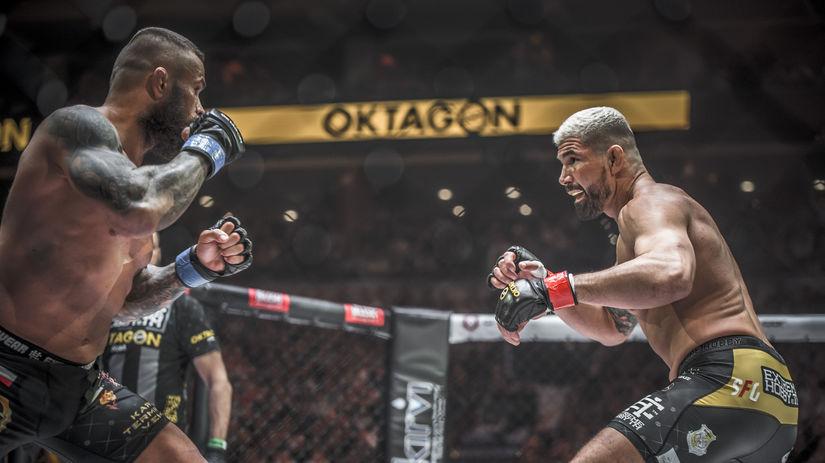 Végh Vémola MMA