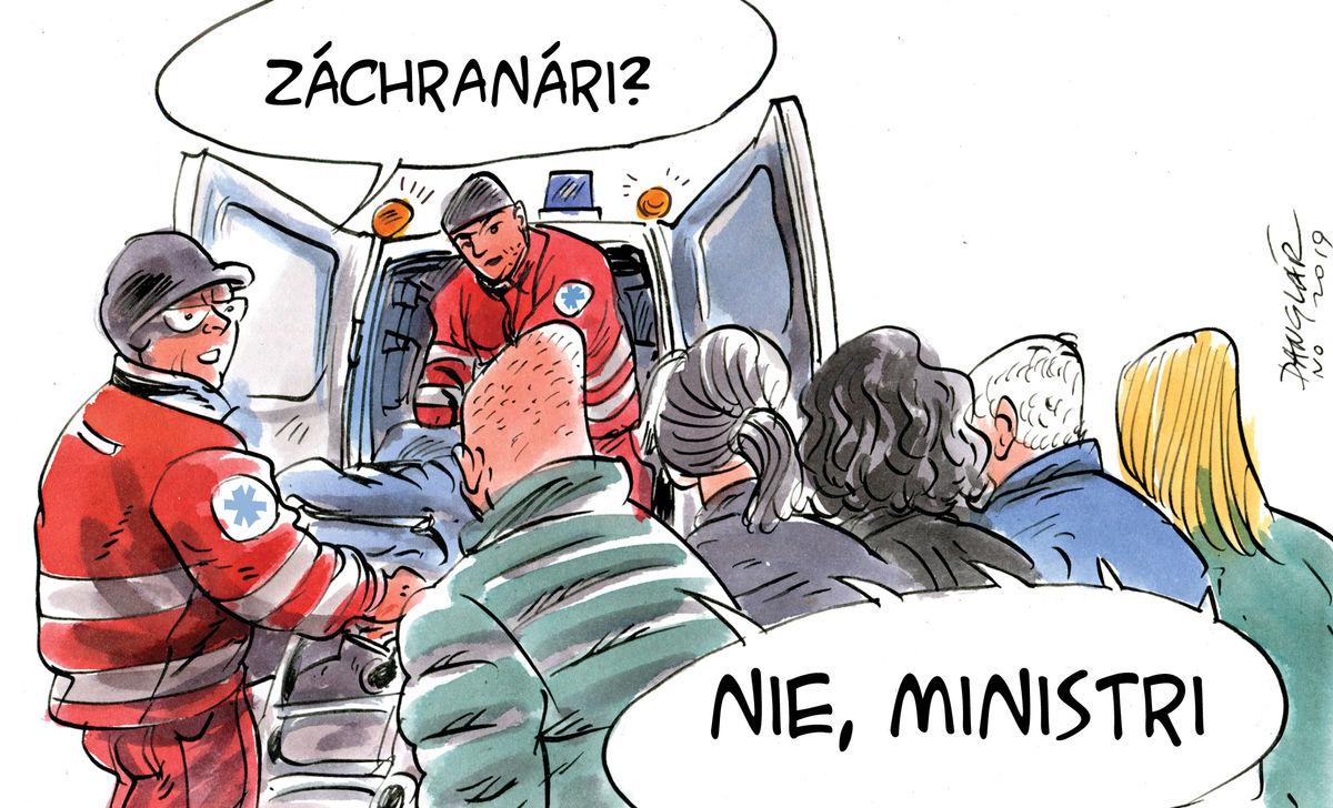 Karikatúra 15.11.2019