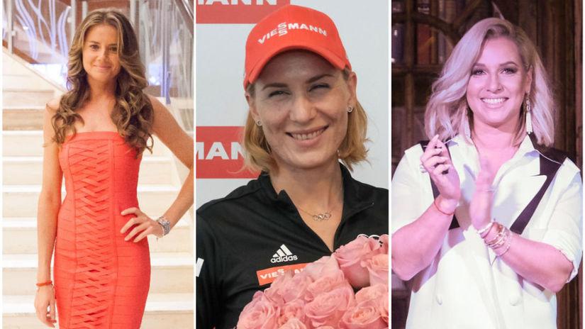 Daniela Hantuchová, Anastasia Kuzminová,...