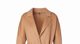Luxusný zavinovací kabát Marc Cain. Predáva mClasse Bratislava